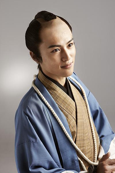三鷹銀太夫(みたか ぎんだゆう)役の堀井新太さん
