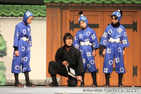 生徒たちに振り回され、土井先生(真佐夫)の持病のストレス性神経性胃炎が再発!?