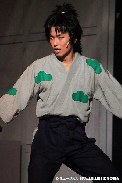 七松小平太(ななまつこへいた)役の早乙女じょうじさん
