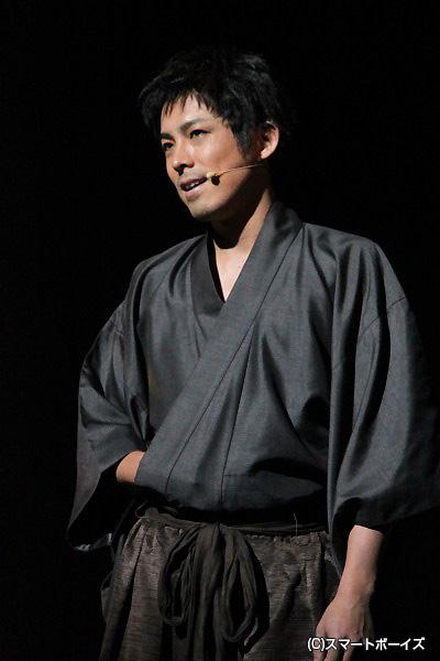 初代・桃城武役の森山栄治さんが、10年の時を経てリョーマの父・越前南次郎役に!