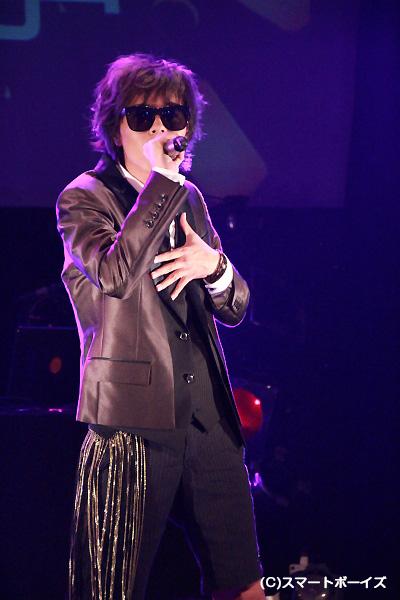 『GOOD TIMES ~Takuya IDE 3rd live』未公開ショット(2)