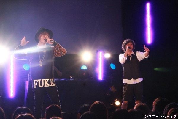井出さん&内藤さんの合作「ミルフィーユ」は名曲になりそうな予感です!