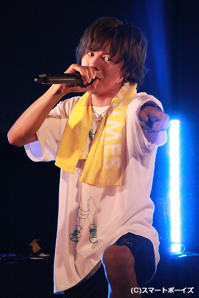 『GOOD TIMES ~Takuya IDE 3rd live』未公開ショット(5)