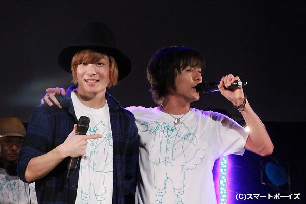 『GOOD TIMES ~Takuya IDE 3rd live』未公開ショット(6)
