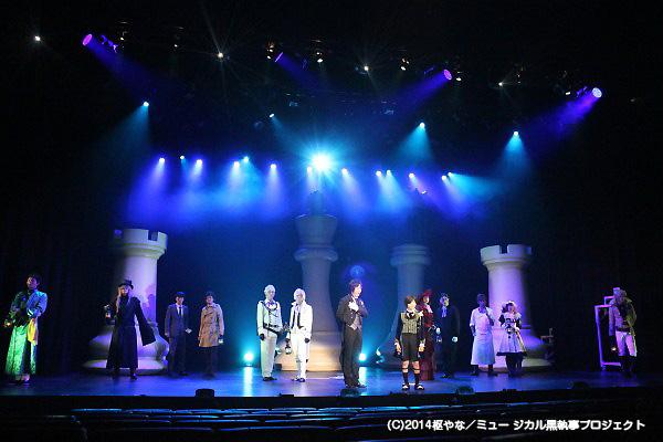 原作の世界観そのままに、ファン待望の新作ミュージカルが開幕!