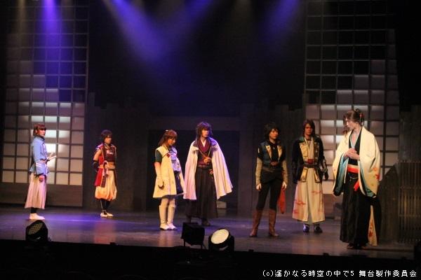 異世界の幕末を舞台に、新撰組隊士や幕末の志士のほか、オリジナルキャラクターも登場