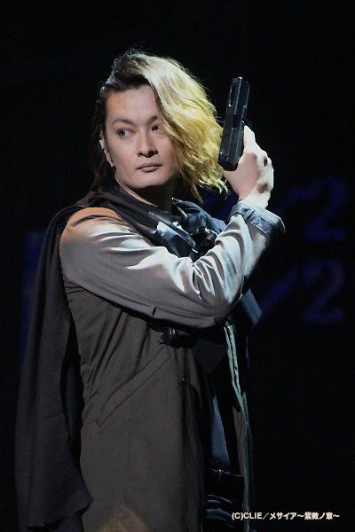 三栖公俊役の中村龍介さん