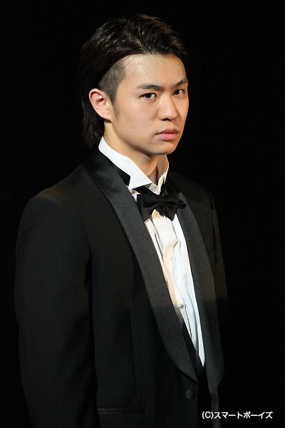 桂小五郎役の高橋龍輝さん