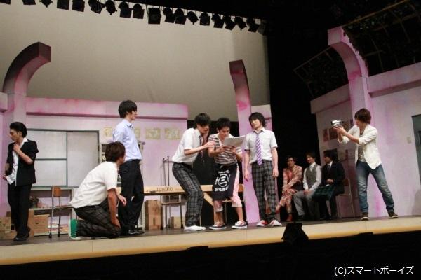 12年後の伊知古高校演劇部は、部員わずか「2人」と相変わらずの弱小っぷり