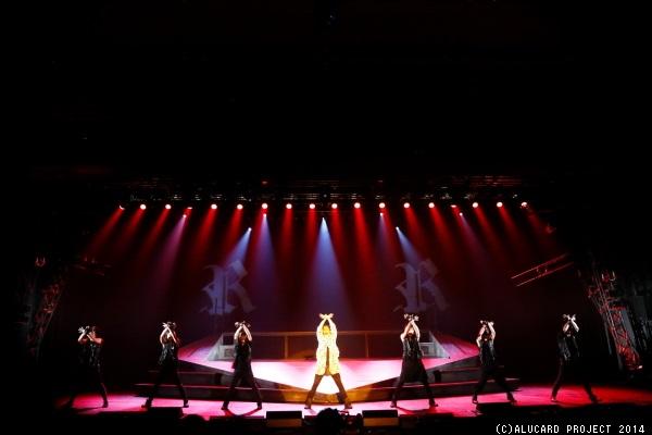 歌、ダンス、存在感、すべてがパワーアップ!