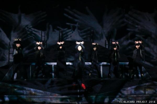 謎のダンスユニット・ALUCARD、復活!
