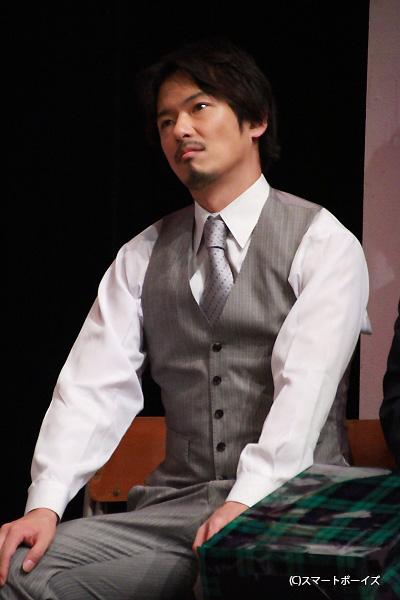 現在はライバルでもある五所川原グループの婿養子に。しかし演劇部を影ながらサポート。