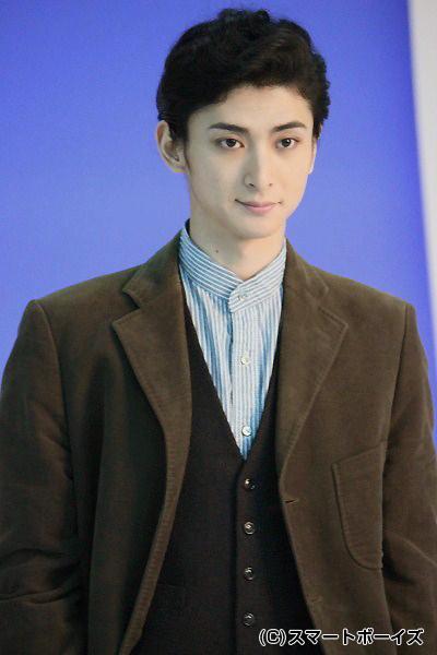 """王子キャラを演じることが多い古川さんですが、今回は""""普通の青年""""の役"""