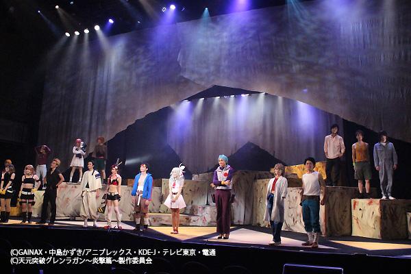 公開オーディションで選ばれたキャストの熱演と、作品愛あふれる舞台でした