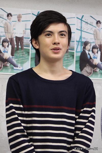 純粋で真っ直ぐな性格の主人公・長谷祐樹役の岡山智樹さん