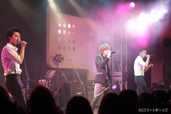 【SOLIDEMO+Takuya IDE】コラボコーナーでHYの「AM11:00」を熱唱!
