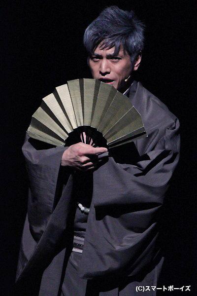 茶谷四郎次郎役の市瀬秀和さん