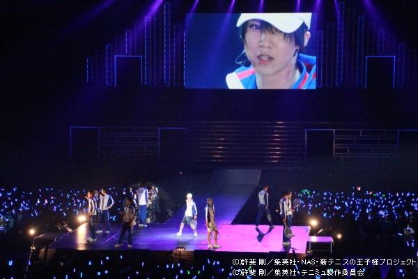 7代目青学キャスト。小越勇輝は約3年10ヶ月間越前リョーマを演じ切った