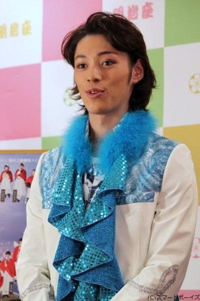 さ吉(つついづつ)役の安西慎太郎さん
