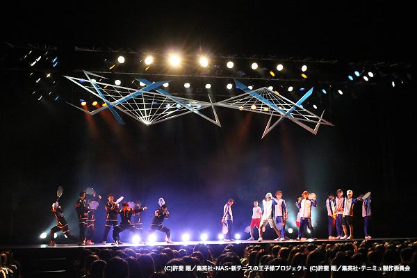 """公演は""""青学 vs 不動峰""""からスタート! 期待に胸が高鳴ります!!"""
