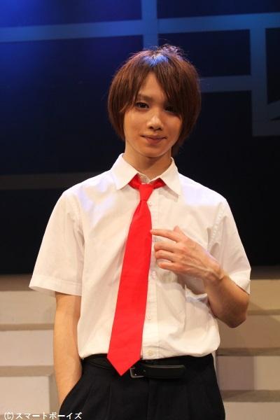 阿部祥平役の植田圭輔さん「原作を知らなくても先入観なく見て楽しんでいただける作品だと思うので、ぜひ劇場に足をお運びください」