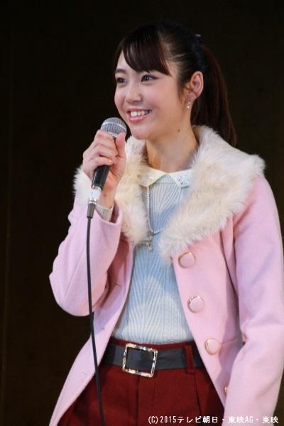 山谷花純さん