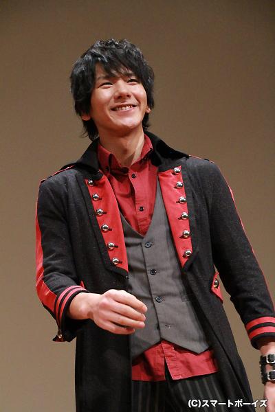 シャプールのダンスシーンででの松田さんの演技も注目です