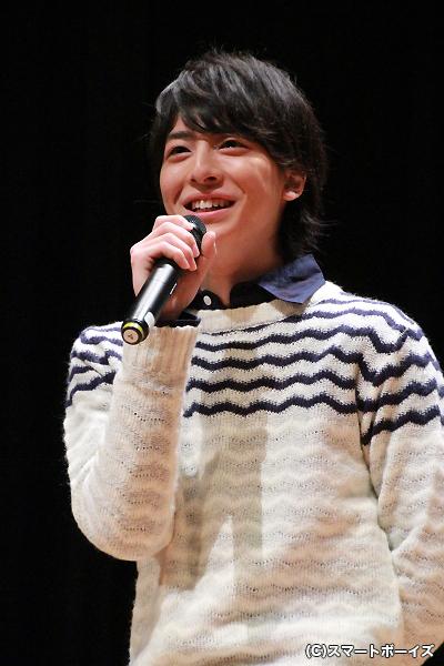 久保田さんのトークでずっと笑いっぱなしだった高杉さん