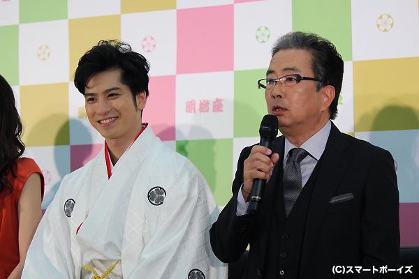 共演歴のある大和田さんは滝口さんを絶賛!