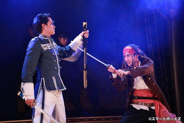 「海賊vs海軍」、戦いの行方は?