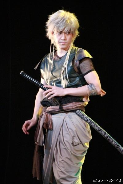 海賊「赤鯱団」・レン役の森渉