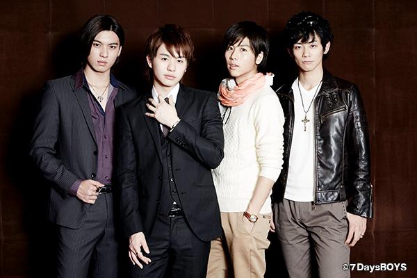 (写真左より)荒井敦史さん、高橋龍輝さん、池岡亮介さん、近江陽一郎さん