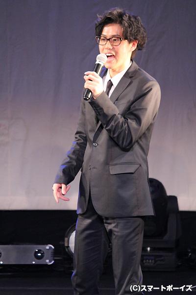 寺山武志さん