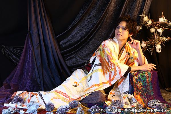 『ハンサム落語』出演、皆勤賞!の平野良さん