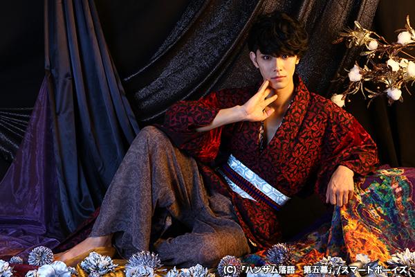 今回が『ハンサム落語』初出演の小谷嘉一さん