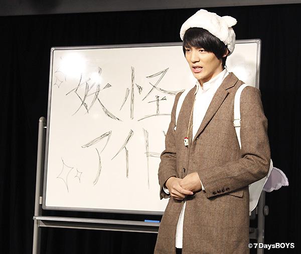 イケメン界きってのヲタとして知られる阿久津愼太郎さんが、奇想天外な感性で次世代のアイドルグループをプロデュース!!