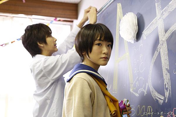 池岡さんは主演の生駒里奈さんから思いを寄せられる役で出演