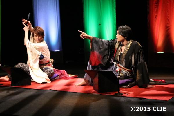 放送中のドラマ『メサイア-影青ノ章-』でも共演中の平野良さんと寿里さん
