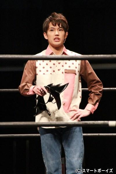 pot.2では、吉村さんの好プレーが光ってました!