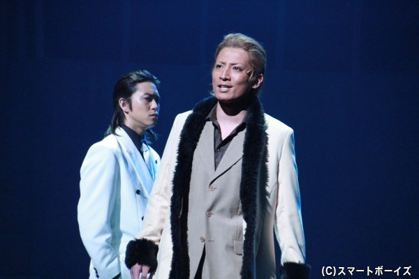 陳内将さん演じる郷田龍司は『龍が如く2』のキャラ。どう絡むかはゲーム経験者も気になるところ