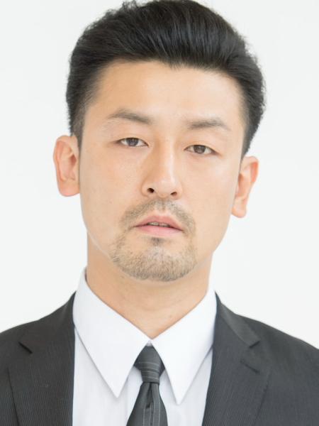 ヤモリ役 山神佳誉さん