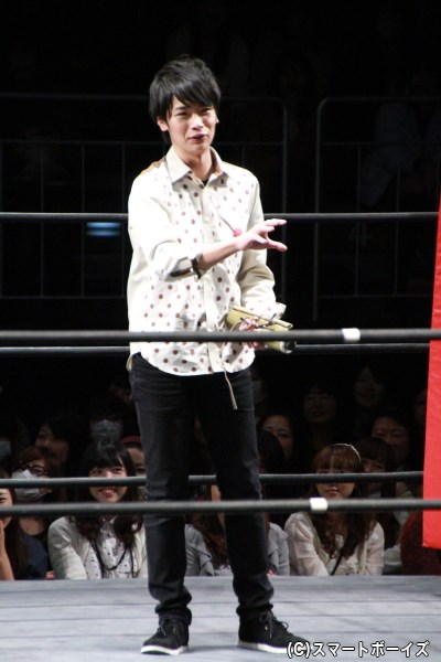 potluck常連の篠田さん。暴走する山本さんを冷静にフォローしてました