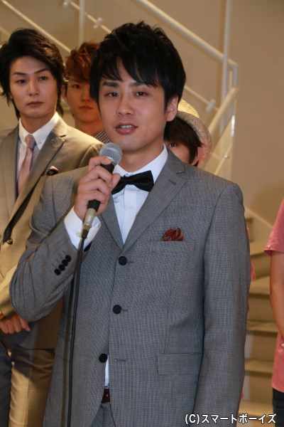 田中康寛さん
