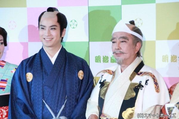 滝口さんの座長ぶりに、何度も共演のある大和田さんも太鼓判!