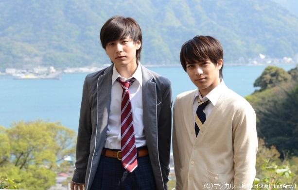 米原さんと宮﨑さんの2ショット。2人に待ち受ける運命とは?