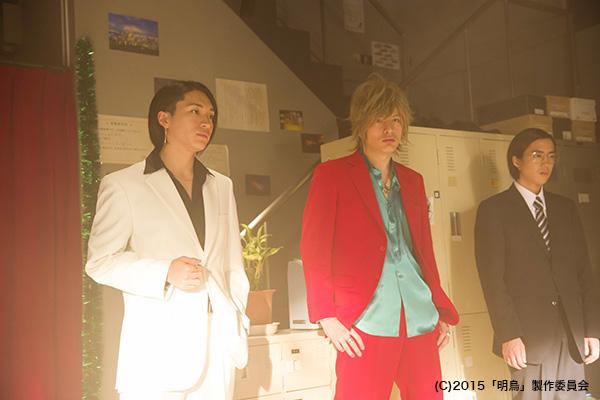城田優さんはじめ、存在感あるキャストがそろいました