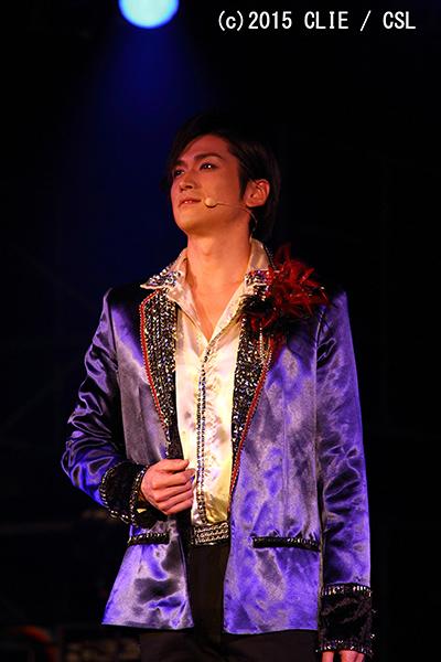 キング役の渡辺大輔さん