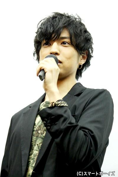 今作ではギターの弾き語りも披露している桐山漣さん、その歌声にも注目です