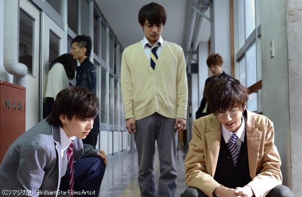 新キャストとなる宮﨑秋人さん(左)&根岸拓哉さん(右)と米原さんとの関係は?