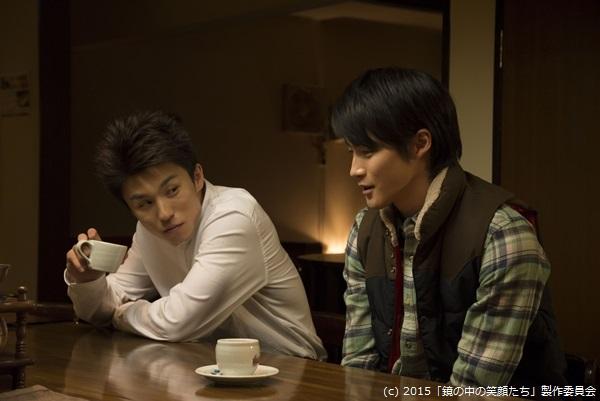 地元でカフェを営む先輩役で、中尾明慶さんも出演